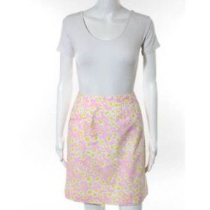 Vintage Daisy The Lilly Lilly Pulitzer Skirt